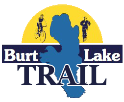 Burt Lake Trail Logo